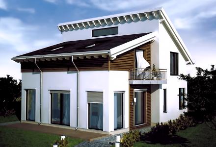 Проект каркасного дома БЕРЛИН