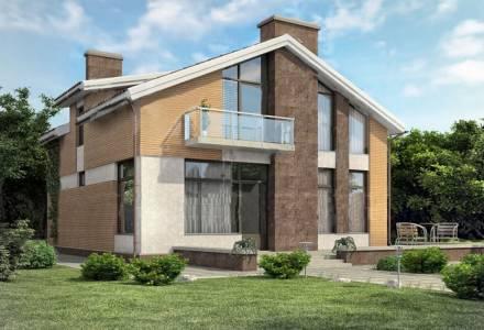 Проект каркасного дома ГРАТИОН