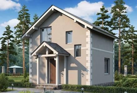 Проект дома СОЛО