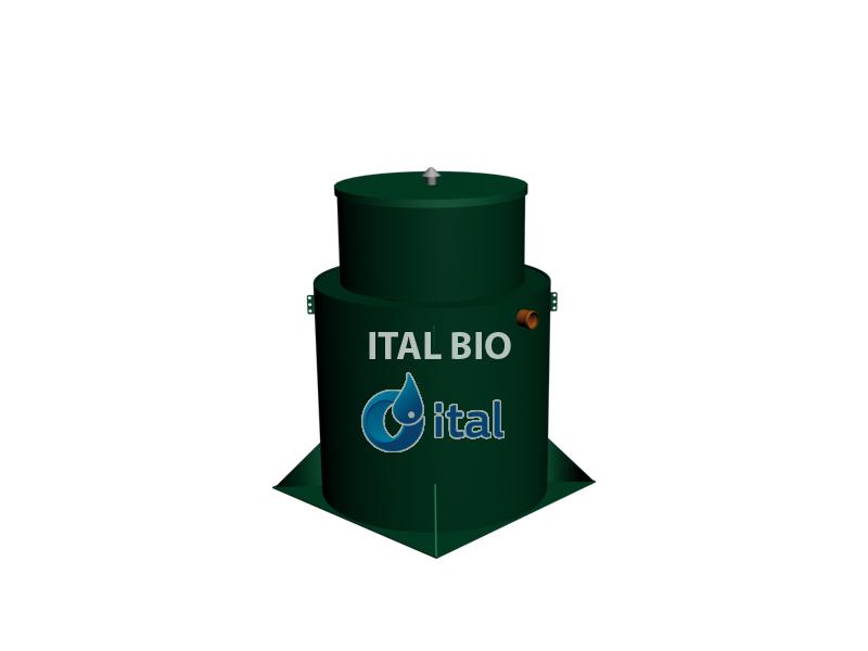 Автономная канализация - Ital Bio 8 (Стандарт)