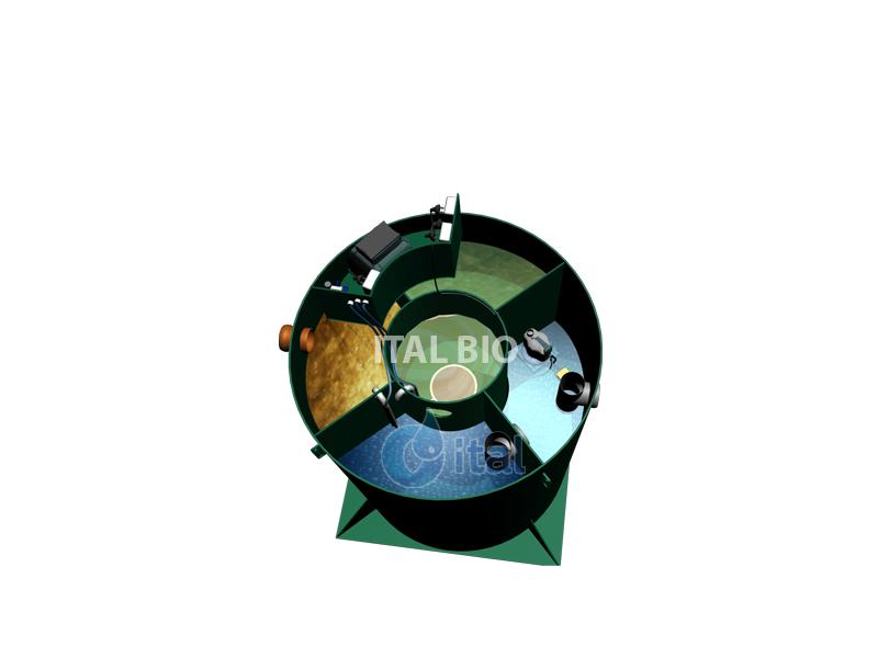 Автономная канализация - Ital Bio 5 (Миди)