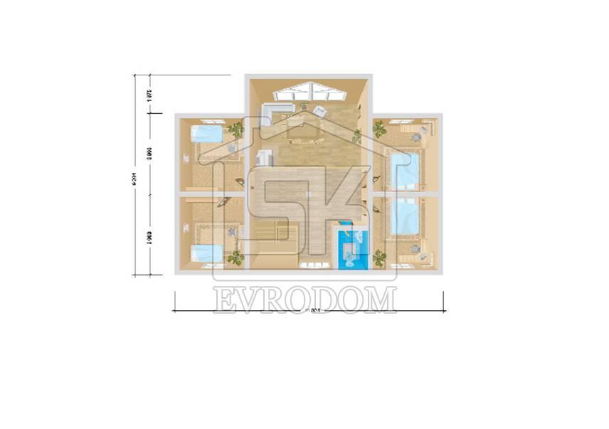 Проект стандартных домов
