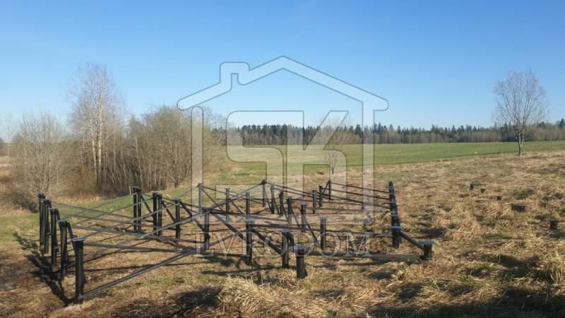 Строительство дома из СИП панелей в д. Сочи