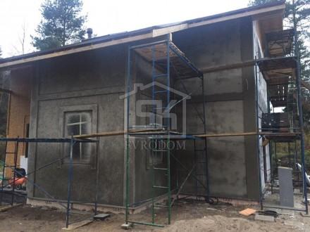 Подготовка фасада к отделки