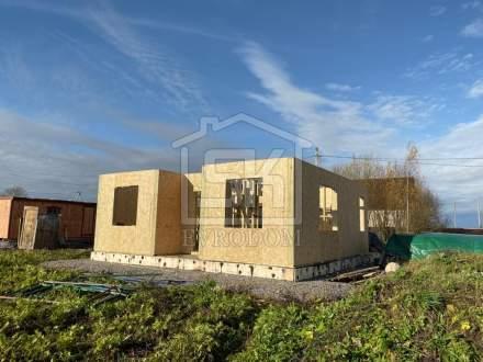 Строительство дома из СИП панелей по индивидуальному проекту