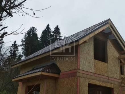 Монтаж крыши металлочерепицей