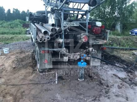 Установка скважины на участке