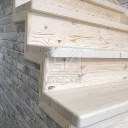 Монтаж лестницы