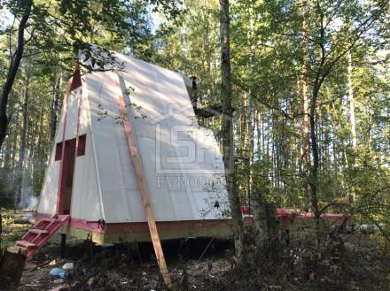 Строительство дома из СИП панелей в д. Глубокое