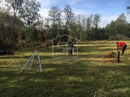Строительство дома из СИП панелей  в СНТ «Ягодное» Ленинградской области
