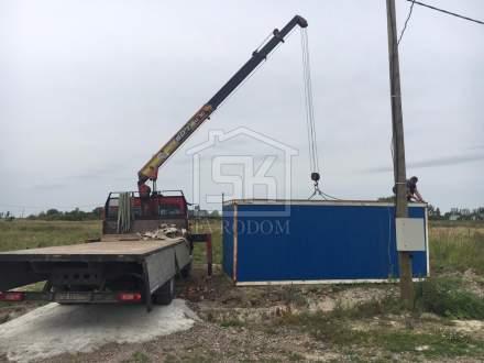 Строительство каркасного дома по индивидуальному проекту в п. Новокондакопшино Ленинградкой области
