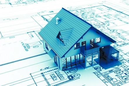 Начато проектирование дома из СИП/SIP панелей по индивидуальному проекту .