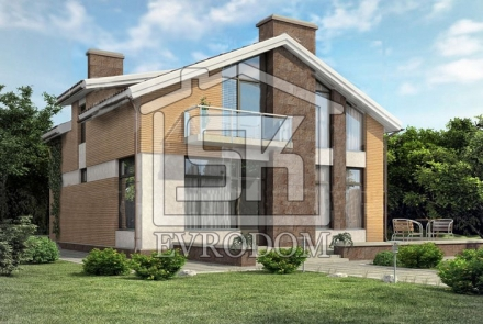 """Строительство дома из СИП панелей в г. Владивосток по типовому проекту """"ГРАТИОН"""""""