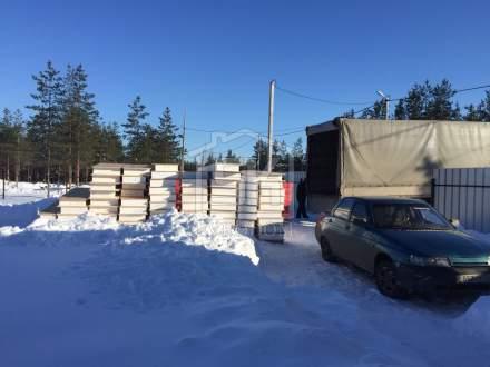 Произведена отгрузка и доставка домокомплекта в д. Керро Ленинградской области.