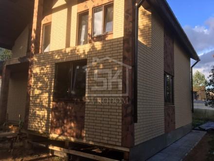 04.10.2016 г. Произведены работы по укладки отмостки вокруг дома из СИП панелей в СНТ Касимово