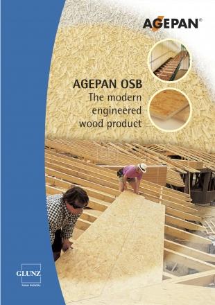 Ориентированно - стружечная плита (OSB) производства Германия GLUNZ AG