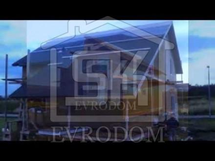 Embedded thumbnail for Канадский дом в Мурманске (дом из СИП панелей) Видео