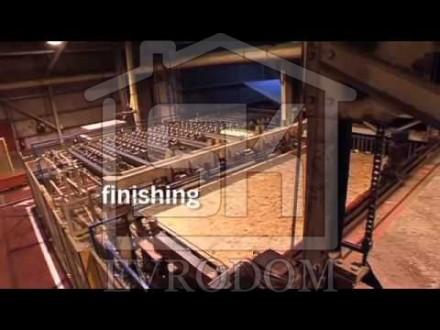 Embedded thumbnail for Как производят ОСБ /OSB