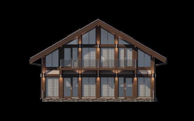 Проект СИП дома РИВЬЕРА
